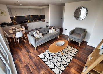 Thumbnail 3 bed flat for sale in Wilburn Basin, Ordsall Lane, Salford