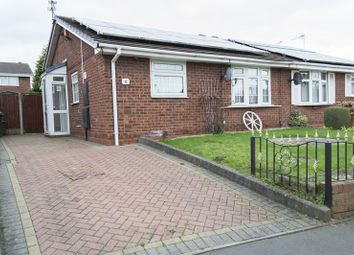 Thumbnail 2 bed semi-detached bungalow for sale in Russell Close, Tividale, Oldbury