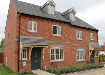 Thumbnail 4 bed semi-detached house for sale in Millers Lock, Welford, Northampton