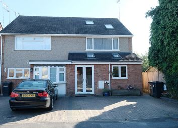Thumbnail 4 bed semi-detached house for sale in Johnson Road, Great Baddow, Chelmsford