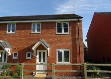 Thumbnail 3 bed semi-detached house to rent in Harris Croft, Wem, Shrewsbury