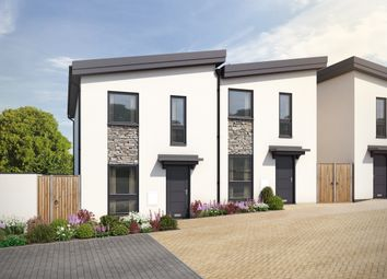 Thumbnail 2 bed semi-detached house for sale in Chapel Rock Close, Perranporth