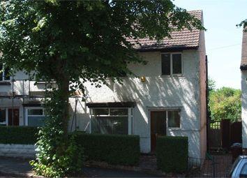 Thumbnail 3 bed semi-detached house for sale in Warren Avenue, Nottingham