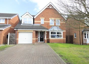 Thumbnail 4 bed detached house for sale in 4 Acre Close, Thurcroft, Rotherham, South Yorkshire