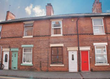 Thumbnail 2 bed terraced house for sale in Bathley Street, Nottingham