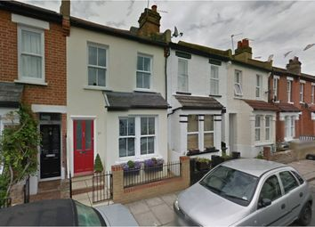 Thumbnail 4 bed terraced house to rent in York Road, Teddington, London