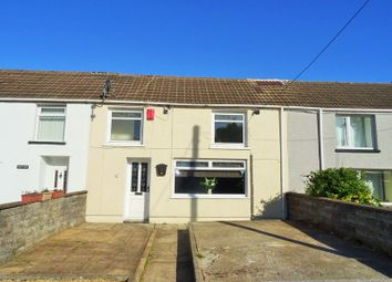 Thumbnail 3 bed terraced house for sale in Harriet Street, Trecynon, Aberdare, Mid Glamorgan