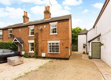 Thumbnail 2 bed end terrace house for sale in Hatchet Lane, Winkfield, Windsor