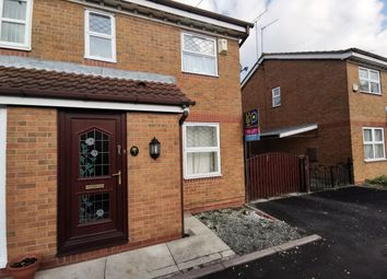 Thumbnail 1 bed semi-detached house to rent in Oakfield Court, Cottingham Road, Hull