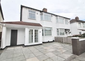 Thumbnail 3 bed semi-detached house for sale in Kier Hardie Avenue, Bootle
