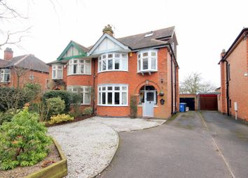 Thumbnail 5 bed semi-detached house for sale in Station Road, Mickleover, Derby
