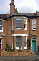 Thumbnail 4 bed terraced house to rent in Wathen Road, Leamington Spa