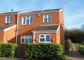 Thumbnail 3 bed end terrace house to rent in Raven Walk, Belmont, Hereford