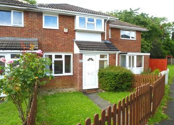 Thumbnail 3 bed end terrace house for sale in Cypress, Newport Pagnell