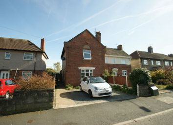 Thumbnail 2 bedroom semi-detached house for sale in Haywood Avenue, Blidworth, Mansfield