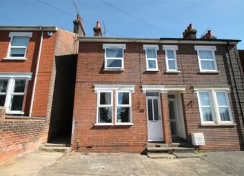 Thumbnail 2 bedroom semi-detached house for sale in Devonshire Road, Ipswich, Suffolk