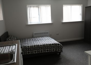 Thumbnail Studio to rent in Church Gate, Leicester, Leicestershire