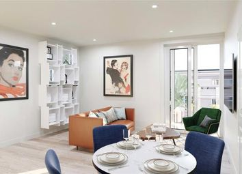Thumbnail 1 bed property for sale in Brassey House, New Zealand Avenue, Walton-On-Thames, Surrey