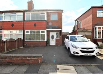 Thumbnail 3 bed semi-detached house for sale in Towncroft Avenue, Middleton, Manchester