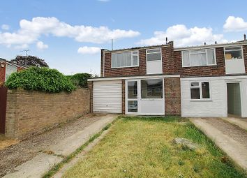 Thumbnail 3 bed end terrace house to rent in Lampeter Close, Woking