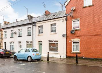 Thumbnail 2 bed terraced house for sale in Court Road, Grangetown, Cardiff