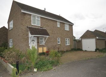 Thumbnail 4 bed detached house for sale in Marigold Avenue, Clacton-On-Sea