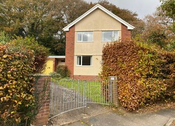 Thumbnail 3 bed detached house for sale in St Catwg Walk, Mayals, Swansea
