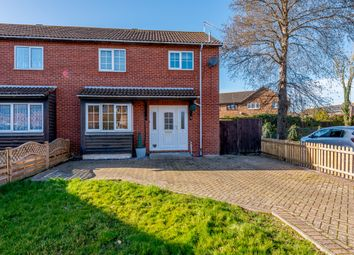 Thumbnail 3 bed semi-detached house for sale in Brading Close, Eastbourne, East Sussex