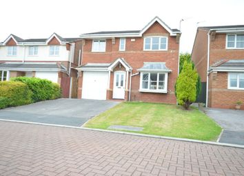 Thumbnail 4 bed detached house to rent in Knight Crescent, Lower Darwen, Darwen
