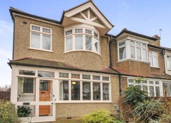 Thumbnail 3 bedroom end terrace house for sale in The Woodlands, Hither Green, London, United Kingdom