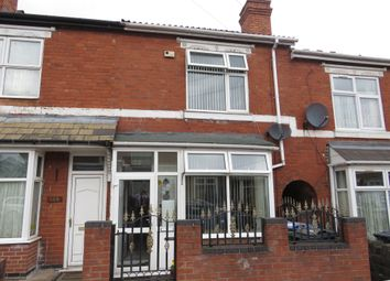 Thumbnail 3 bed terraced house for sale in St. Albans Road, Smethwick