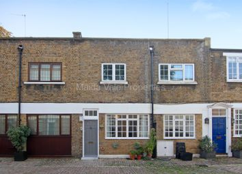 Thumbnail 2 bed mews house to rent in Northwick Close, St Johns Wood
