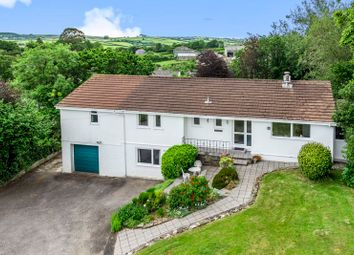 Thumbnail 4 bed detached bungalow for sale in Higher Metherell, Callington
