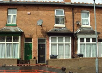 Thumbnail 2 bed terraced house to rent in Cornwall Road, Handsworth