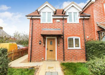 Thumbnail 3 bed end terrace house for sale in Cold Ash Hill, Cold Ash, Thatcham