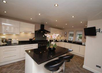 Thumbnail 5 bedroom detached house for sale in Bower Gardens, Stalybridge, Cheshire