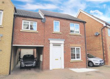 Thumbnail 3 bedroom end terrace house for sale in Farriers Gate, Chatteris