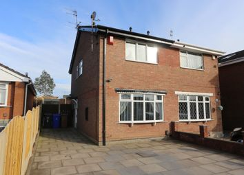 Thumbnail 2 bedroom semi-detached house for sale in Skye Close, Weston Park
