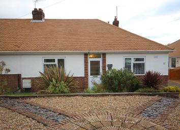 Thumbnail 2 bedroom bungalow to rent in Abbot Road, Bury St. Edmunds