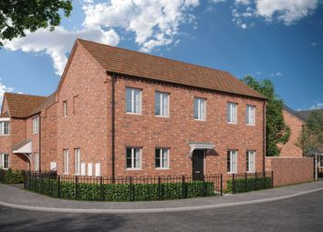 Thumbnail 4 bed detached house for sale in Irthlingborough Road, Wellingborough, Northamptonshire