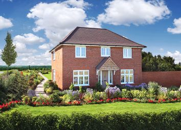Thumbnail 3 bedroom detached house for sale in Plots 6113 The Amberley, Badbury Park, Marlborough Rd, Swindon, Wiltshire