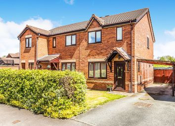Thumbnail 2 bed semi-detached house for sale in Smale Rise, Oswestry