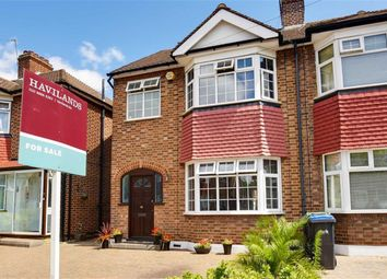 Thumbnail 4 bed end terrace house for sale in Countisbury Avenue, Enfield