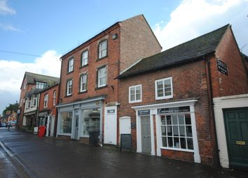 Thumbnail 2 bed flat to rent in Salopian, Queen Street, Market Drayton