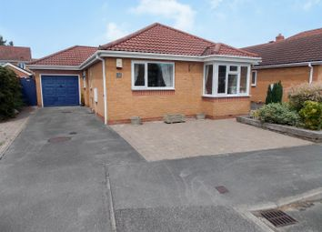 Thumbnail 3 bed detached bungalow for sale in Sandwell Close, Long Eaton, Nottingham