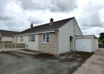Thumbnail 2 bed semi-detached bungalow for sale in Primrose Bank, Wigton, Cumbria