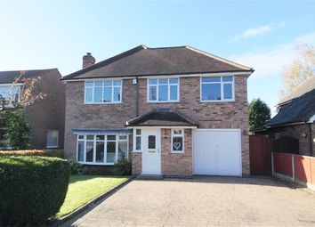 Thumbnail 5 bed detached house for sale in Hathaway Road, Four Oaks, Sutton Coldfield