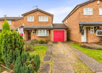 Thumbnail 4 bed detached house for sale in Blithfield Avenue, Loughborough