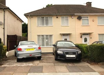 Thumbnail 3 bed property to rent in Tovey Crescent, Leicester