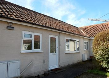Thumbnail 1 bed terraced bungalow to rent in Goshawk Mews, Wroxham Road, Sprowston